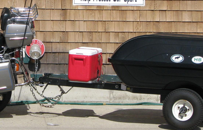 Trailer Cooler Carrier - MotorCycles123.com